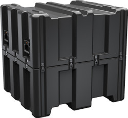 Pelican AL3834-1617FT/AC/HL Single Lid Case, With Optional Foam Insert, No Wheels, Available in Black or OD Green, 41x37x39, 142 lbs (w-out foam 67 lbs)