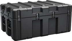 Pelican AL4024-1305 Single Lid Case, With Optional Foam Insert, No Wheels, Available in Black or OD Green, 44x28x21, 72 lbs (w-out foam 51 lbs)