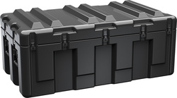 Pelican AL4824-1404 Single Lid Case, With Optional Foam Insert or Wheels, Available in Black or OD Green, 53x29x22, 85 lbs (w-out foam 52 lbs)