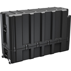 Pelican AL5415-1026AC Single Lid Case, With Optional Foam Insert, No Wheels, Available in Black or OD Green, 56x19x37, 102 lbs (w-out foam 68 lbs)