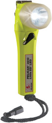 Pelican Little Ed™  Right Angle LED Light, Glow-in-the-dark shroud, High Visibility Yellow 3610PL