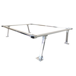 "Cargo-Glide CGCR CargoRack Aluminum Modular Rack System, choose 65"", 75"" or 95"" Slide Length"