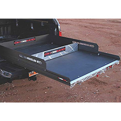 "Cargo-Glide CGCD-6 CargoDivider - 6"" high, for 48"", 47"" or 41"" wide Deck Surface, Attaches to Side Rail Tie  Down Track"