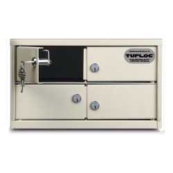 Tufloc 73-810 Modubox Lockboxes, 8x14x14, Stackable, Can Be Ordered In Any Configuration With Tufloc Lockers And Lockboxes, Available In Numbered Lockers And Master Keyed Systems