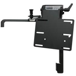 Lund Industries ODM-FPI-U Tablet Mount On Dash with Tilt & Swivel for Ford Interceptor Utility 2013-2019, 2×4 & 75mm