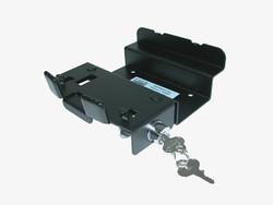 Lund PRBKT-RW420 Universal Locking Mount for Zebra RW-420 and Tally Genicom Printers 7x6x3, (Mount Only)