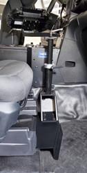 Havis PKG-PSM-1006 Ford Law Enforcement Interceptor Utility 2020 Standard Passenger Side Laptop, Tablet, Keyboard Mount Package