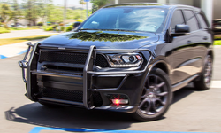 Go Rhino Dodge Durango 2019 Push Bar Brush Guard with Wrap Arounds