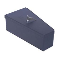 Tuffy Security 027-01 Universal Underhood Security Lockbox, 15x8x4,Durable texture powder coat finish, Includes Mounting Bracket