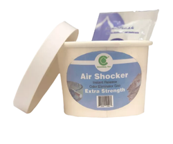 CleanBay Air Shocker Odor Eliminating Gas for 400 sq. ft. spaces, CBMSOE006