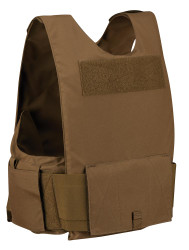Propper® 4PV-EC Woman's Four Piece  Overt  Non-Ballistic Soft Body Armor Carriers - Choose Carrier only, NIJ Certified Spike - Level 1, Level 2, Level 3 , Specifically designed for corrections personnel