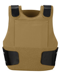 Propper® Fury 2-Piece Non-Ballistic Concealable Soft Body Armor Carrier, Choose Carrier only, NIJ Certified Spike - Level 1, Level 2, Level 3 , Specifically designed for corrections personnel