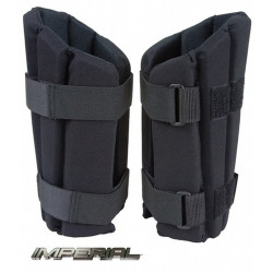 Damascus FP10, Law Enforcement Riot Gear,  Imperial Forearm and Elbow Protection, Two adjustable straps, Forearm protection from wrist to elbow, hard shell plastic inserts