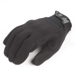 Damascus ATX Gear Police Riot Gear Unlined Hybrid Duty Gloves, Advanced Tactical Gloves,  ATX65, All-purpose year-round duty gloves, Lightweight Spandura backs, Pull tab for easy-on and off, Hook and loop wrist closure