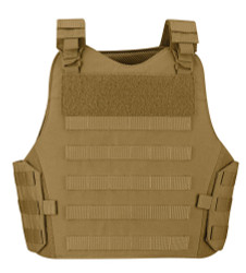 Propper® Havoc Overt 2-Piece Non-Ballistic Tactical Carrier, Choose Carrier only, NIJ Certified Spike - Level 1, Level 2, Level 3, 360˚ MOLLE attachment system, Specifically designed for corrections personnel
