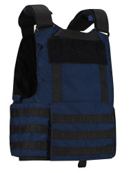 Propper® Switch Overt/Conceal Ballistic Soft Body Armor Carriers - Choose Carrier only, NIJ Certified - Level 2, or Level 3A Threat Levels, with Integrated admin pouch and kangaroo pocket on front