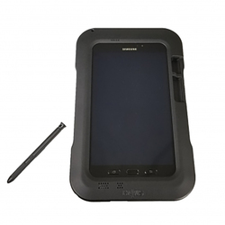 Havis TC-104 Tablet Case ONLY for Samsung Active 2, Docking Station Sold Separately or with Package, Designed for Havis DS-TAB-100 Series Docking Stations, Kickstand Included