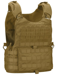 Propper® Legion Tactical Ballistic Overt Soft Body Armor Carrier - Choose Carrier only or Carrier and Plates - NIJ Certified Level 2 or Level 3A Threat Inserts - Compatible with Kangaroo pouches / 360° MOLLE attachment points, available in S-2XL
