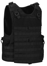 Propper® Breach Tactical Non-Ballistic Soft Body Armor Carrier - Choose Carrier only, NIJ Certified Spike - Level 1, Level 2, Level 3, provides 360° MOLLE attachment points, available in XS-2XL sizes