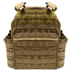 Propper® Aegis SAPI (Small Arms Protective Insert) Ballistic Overt Soft Body Armor Carrier - Choose Carrier only or Carrier and Plates - NIJ Certified Level 2 or Level 3A Threat Levels - with a 360 degree MOLLE attachment system