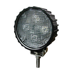 Brooking Industries WLG-1B051-00 4 LED Round Work Light, 900 Lumens, Area/Scene Light, 3.78 inch Diameter
