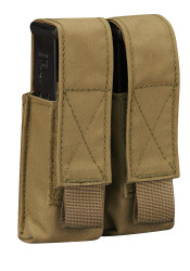 Propper® Pistol Mag Pouch, Choose Single, Double or Triple Pouch, This universal magazine pouch is Double layered Cordura® with adjustable lids and tuck tab MOLLE, /F3468, F3552, F3553