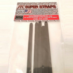 Jersey Tactical JSS 2016 Super Strap Corrosion Resistant Cable Ties, Choose 10, 20 or 100 pack