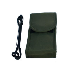 Jersey Tactical JC 5009-TP Tac Pac Cuff Case with Optional Cuffs and Cutter