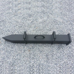 Jersey Tactical WED-2013 Wedge Battering Ram Forcible Entry Tool, Designed specifically to defeat fortified doors