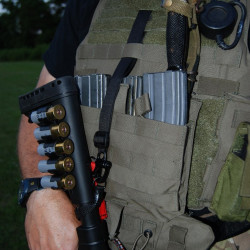 Jersey Tactical JCCSLBA 2014 Adjustable Chalker Sling Load Bearing Attachment