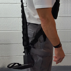 Jersey Tactical CGS-2017 Adjustable Claw Go Sling with Quick Disconnect Buckles
