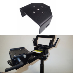 Havis C-ADP-110 Universal Adapter Plate for C-MD-100 Series Mounts Allows Attachment of C-UMM-101 Monitor Mount