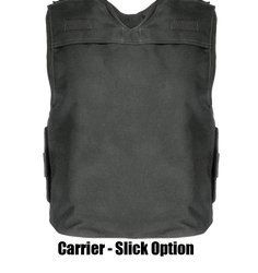 Armor Express ® Echo Overt Men's Ballistic Body Armor Patrol Carrier, Will convert your concealable soft armor into a convenient outer vest option, Choose Carrier only or Carrier and Plates, NIJ Certified - Level 2, or Level 3A Threat Level