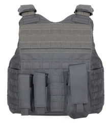 Armor Express ® Hard Core SU Men's Overt Non-Ballistic Body Armor Carrier, With reinforced carry handles, a Dynamic Cummerbund System with soft armor pockets-Choose Carrier only or Carrier and Plates, NIJ Certified Spike - Level 1, Level 2, Level 3