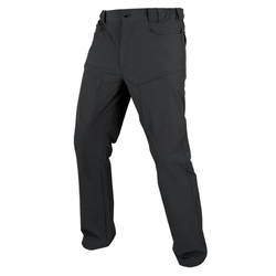 Condor Outdoor 101176 GEN II Odyssey Pants with Elastic Waistband and Cargo Pockets, Nylon/Spandex, available in Black, Charcoal, and Flat Dark Earth