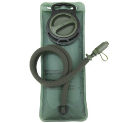 Condor 221032 2.5 Liter Bladder Hydration Pack, Screw on cap with carry handle, Olive Drab