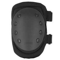 Condor KP1 Tactical Knee Pad 1, Anti-Slip rubber cap, Dual Hook and Loop fastener, available in Black, Olive Drab and Coyote Brown