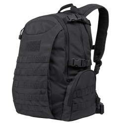 Condor 155 Tactical Commuter Pack, Padded shoulder straps, Sternum strap, Detachable and adjustable waist strap, Organizer compartment with multiple sleeves and pockets, available in Black and Coyote Brown