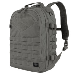 Condor 111074 Tactical Frontier Outdoor Pack, Adjustable shoulder straps, Sternum strap, Removable waist belt, internal laptop and tablet sleeves, and document pouch, Hydration Pocket, available in Black, Brown, Slate and Graphite