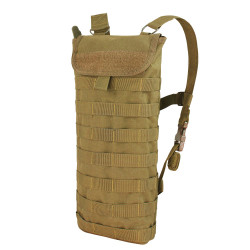Condor HCB Tactical Hydration Carrier, Removable shoulder straps, Sternum strap, available in Black, Olive Drab, and Coyote Brown