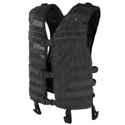 Condor MHV Mesh Tactical Hydration Vest, Adjustable Size, available in Black, Olive Drab, and Coyote Brown