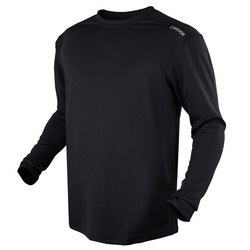 Condor Outdoor 101121 Maxfort LS Training Top Base Layer Long Sleeve Shirt, Odor Resistant, Anti-Microbial, available in Black, Olive Drab, Tan, Navy
