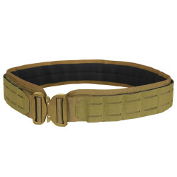 Condor Outdoor 121175 LCS Cobra Gun Belt with Removable Inner Anti-slip Pad, available in Black, Olive Drab, and Coyote Brown