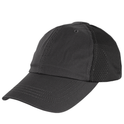 Condor Outdoor TCTM Mesh Tactical Team Cap, Adjustable strap with Buckle on the back, 100% Cotton, available in Black, Olive Drab, Tan, Navy, and Brown