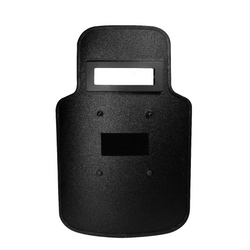 "Propper® NIJ Level IIIA Ballistic Active Shooter Response Shield, weapon mount platforms on each side, ballistic viewport, optional ID patch, Size  24"" X  36"""