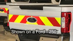 3M 983 Pre-Cut Chevron Kits for Ford F-150 Trucks