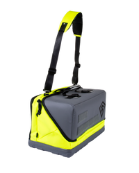 First Tactical 180029 Large Jump EMS Bag, available in Red and Hi-Viz Yellow
