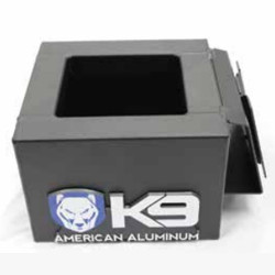American Aluminum K9 E/Z Universal Spill Proof Water Dish