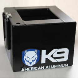 American Aluminum K9 E/Z Spill Proof Water Dish