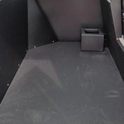 American Aluminum K9 E/Z Rubber Mat Accessory